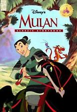 Disney's Mulan Classic Storybook The Mouse Works Classics Collection