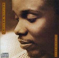 Philip Bailey ‎CD Chinese Wall - England (EX+/EX+)