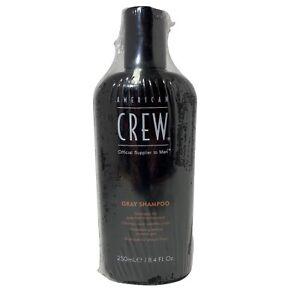 American Crew Classic Gray Shampoo (8.45 fl oz) Sealed