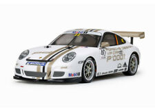 Tamiya 1/10 RC Porsche 911 GT3 Cup VIP2008 Kit with TT-01 Type-3 Chassis 47429