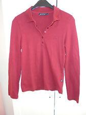 JETTE JOOP Langarm Polo Shirts NP: 89€ w NEU Hose Blazer Schuhe Gr. 36 S