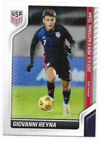 2021 Panini Instant Giovanni Reyna US Soccer Collection Limited Print Card