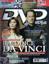 Dvd movie.Il Codice Da Vinci, Tom Hanks & Audrey Tautou,Claudio Bisio,Bones,iii
