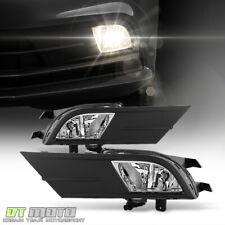 2015-2018 Volkswagen Jetta Driving Bumper Fog Lights Lamps w/ Swith+Bulbs