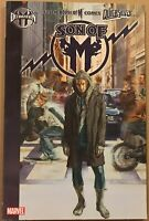 Decimation Son of M (2006) rare oop NM tpb Hine Martinez Marvel