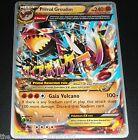 MEGA M Primal Groudon EX 86/160 World Championship PROMO Pokemon Card