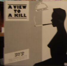 """Dj Factory A View To A Kill  12"""" RARE Duran Duran Cover"""