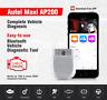 Autel AP200 Bluetooth OBD2 Diagnostic Scan Tool DPF SRS TMPS SAS EPB Engine ABS