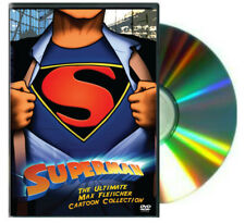 Superman The Ultimate Max Fleischer Cartoon Collection (DVD) NEW