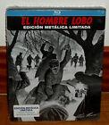 EL HOMBRE LOBO EDICION LIMITADA STEELBOOK BLU-RAY NUEVO PRECINTADO (SIN ABRIR)R2