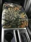Auto Truck Center Armrest Console Lid Cover C1F MOSSY OAK USA Made