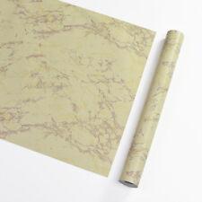 10Mx45CM Self Adhesive Roll Granite Marble Effect Wall Paper Sticker Home Decor