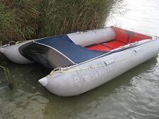 komplettes WIKING 380 CAT Schlauchboot Catamaran Segelboot  100%  dicht Zubehör