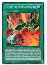 Yu-Gi-Oh: MASCHINENWESEN PANZEREINHEIT , common , NEU