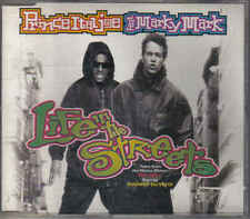 Prince Italjoe&Marky Mark- Life in the streets cd maxi single