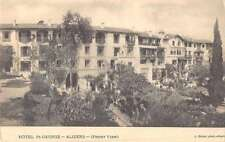 Algiers Algeria Hotel St George Antique Postcard J65503