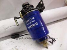 Mitsubishi Delica L300 2.5 4D56 86-94 diesel fuel filter manifold head + tap