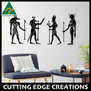 3D Poly Plastic Ancient Egyptian Wall Art Home Decore Picture Decorations Design