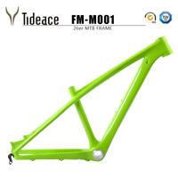 "Mountain Bike Frame CyclIng MTB Bicycle Fahrradrahmen 26ER 14"" T800 Carbon Frame"