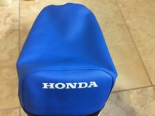 """Honda ATC70 ATC 70 1984-1985 New """"BLUE"""" SEAT COVER Without #70 HIGH QUALITY"""