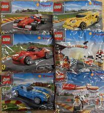 LEGO Shell V-Power Ferrari 40190 40191 40192 40193 40194 40195 Neu Blitzversand