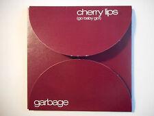 GARBAGE : CHERRY LIPS ( GO BABY GO ! ) ♦ CD SINGLE PORT GRATUIT ♦