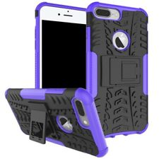 NUEVA Carcasa híbrida 2 piezas Exterior Púrpura Para Apple iPhone 8 Y 7 Plus 5.5