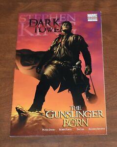 STEPHEN KING DARK TOWER THE GUNSLINGER BORN #1 FN+ COMIC 3rd printing Variant