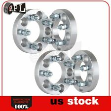 "4pcs 1"" thick 5x4.5 to 5x100 wheel spacers Adapter For Toyota Camry Corolla"