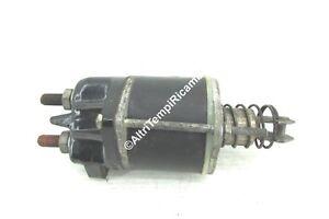 Electromagnet Starter Motor Fiat 600 D