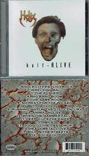 Helix - Half-Alive (1998) 5 new studio cuts + 11 live classics, Heavy Metal Love