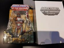 MATTEL MOTU HE-MAN MASTERS OF THE UNIVERSE CLASSICS Zodak Boxed Sealed