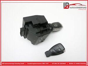 MERCEDES E-KLASSE E-280 CDI T-MODEL Zündschloss mit 2 Schlüssel 2115452308