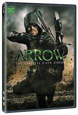 ARROW 6 (2017-2018): DC Comics Green Arrow TV Season Series NEW  Reg2 DVD not US