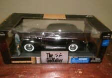 The Godfather 1940 Cadillac Fleetwood Car Jada Toys 1:18 NIB