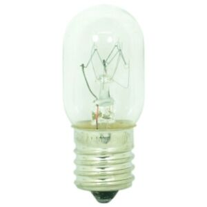 CROMPTON Microwave Light Bulb Screw E17 240V 25W Clear 10225