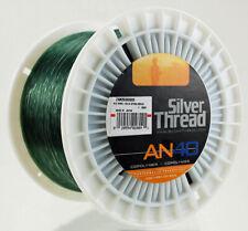 Silver Thread An40 Bulk Copolymer Line 3000Yd Zan25G03000 Green 25Lb Au7304
