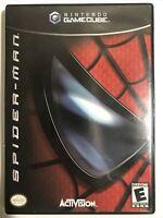 Spider-Man (2002) - Nintendo Gamecube - Complete