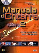 Manuale di chitarra. Con DVD
