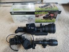 Armasight Nemesis 4X GEN 2+ QS White Phosphor Night Vision Rifle Scope