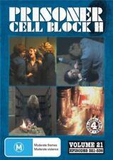 BRAND NEW SEALED Prisoner Cell Block H : Vol 21 Eps 321-336 (DVD, 4-Disc Set)