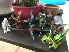 Indominus Rex  Dinosaur 🦖 8 Figure Building Blocks Toy Gift - Lego Compatible