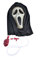 Bleeding Ghost Face Scream Mask Unisex Halloween Horor Fancy Dress New