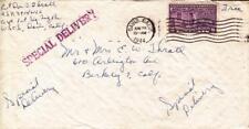 1944, 1st Signal Tng. Bn. W.S.C.S., Davis to Berkeley, See Remark (M2844)
