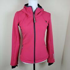 Bench Urbanwear Jacket Sweatshirt Hoodie Zip Up Fleece Lined Women's Size S