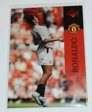 CRISTIANO RONALDO 2003 UPPER DECK MANCHESTER UNITED RC #14 ROOKIE BASE CARD