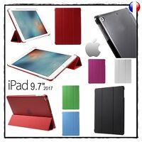 Etui Coque Housse Cuir PU Leather Tri-Fold Stand Cover Case iPad 9.7 (2017)