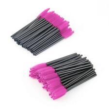 Hot Disposable Eyelash Mascara Wands Lash Brushes Spoolers Extension Applicator