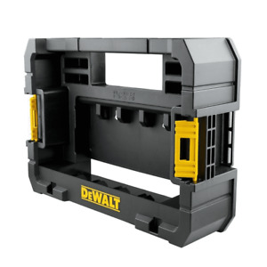DEWALT DT70716-QZ TSTAK Caddy Tool Box - Black/Yellow