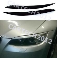 Fits BMW E92 E93 Pre Lift Coupe, Convertible 2005+ Eyebrows, ABS plastic, tuning